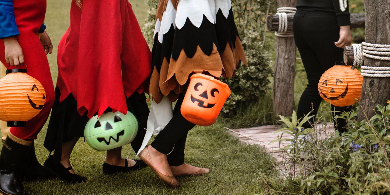 5 Non-Candy Halloween Treats