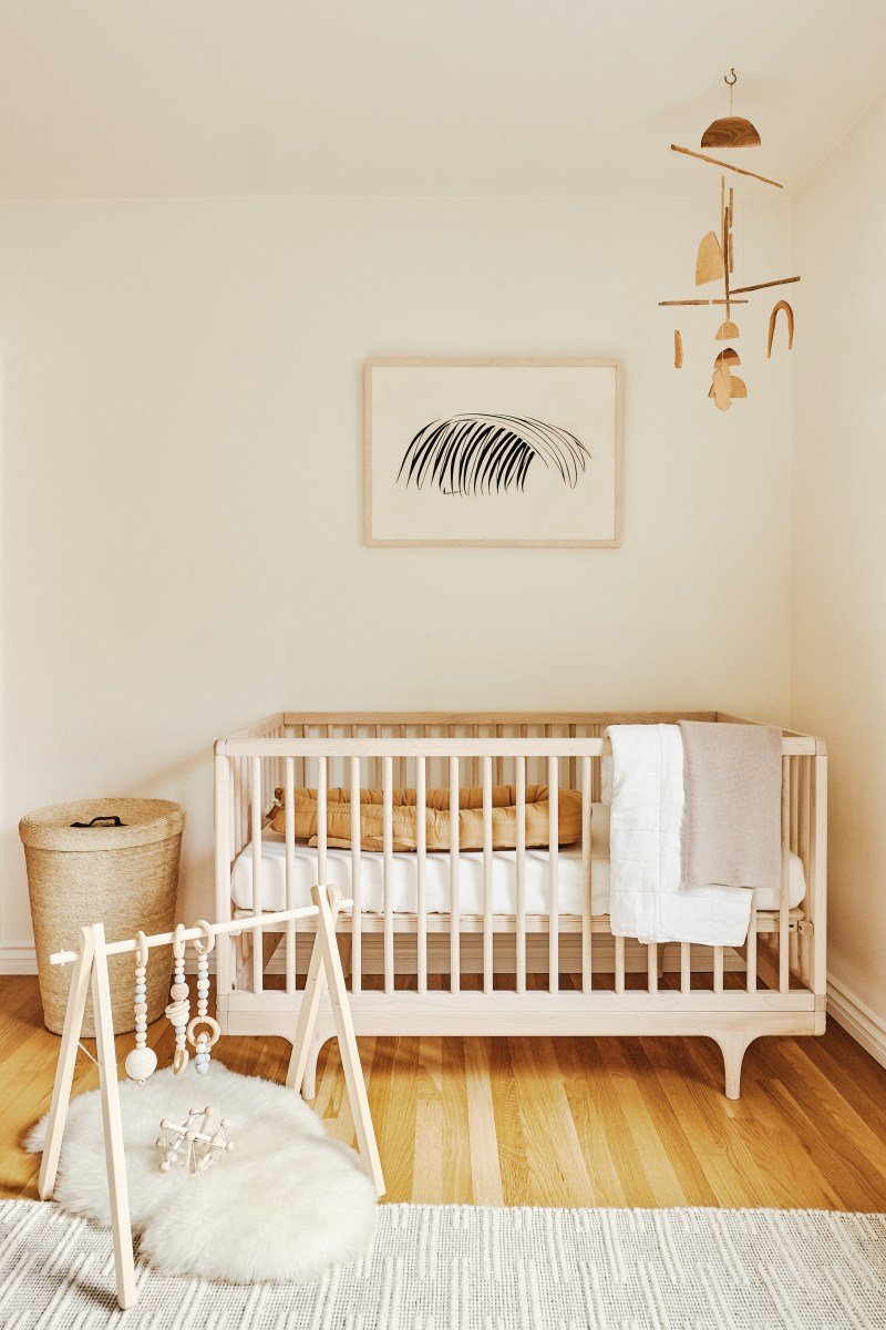 5 Ideas for a Minimalist Baby Nursery