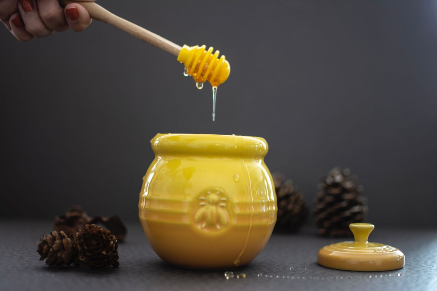 Staying Healthy with Honey