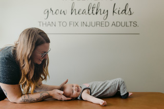 Chiropractic Care for Babies