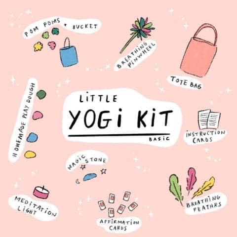 Little Yogi Kit Basic