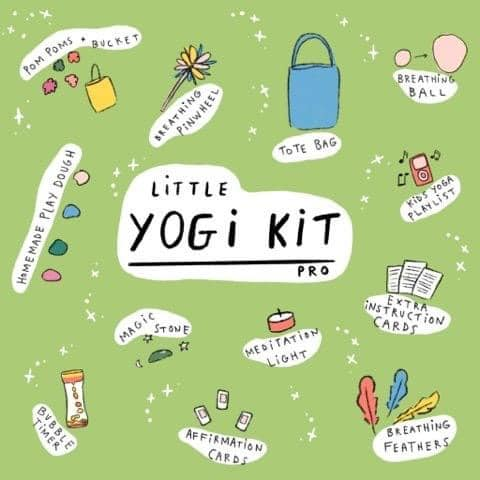Little Yogi Kit Pro